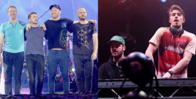 THE CHAINSMOKERS & COLDPLAY
