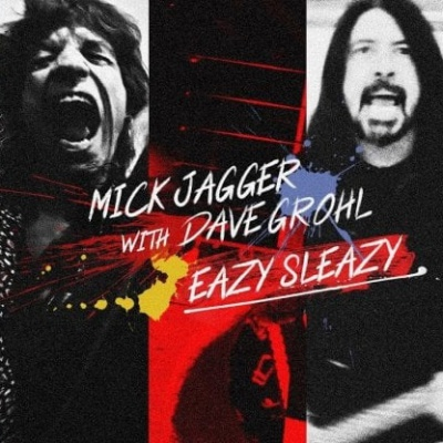 MICK JAGGER & DAVE GROHL