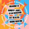 DRAGONETTE, SUNNERY JAMES & RYAN MARCIANO & CAT DEALERS