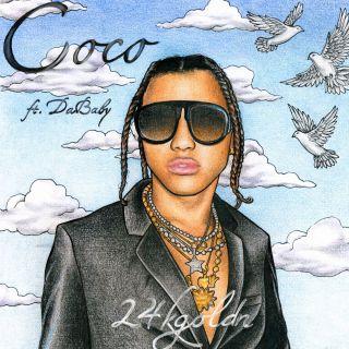 Coco (feat. DaBaby), di 24Kgoldn