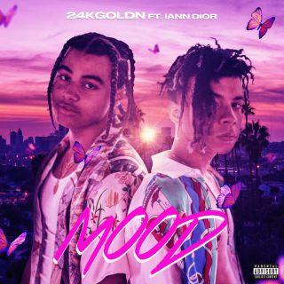 24kGoldn - Mood (feat. iann dior) (Radio Date: 25-09-2020)