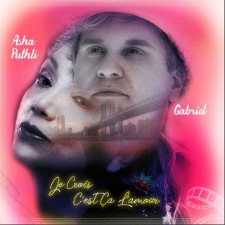 Gabriel Grillotti - Je Crois C'est Ça L'amour (feat. Asha Puthli) (Radio Date: 18-11-2020)