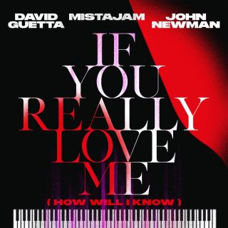 David Guetta, Mistajam & John Newman - If You Really Love Me (How Will I Know) (Radio Date: 02-07-2021)