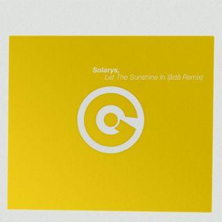 Solarys - Let The Sunshine In (Ådå Remix) (Radio Date: 22-05-2020)