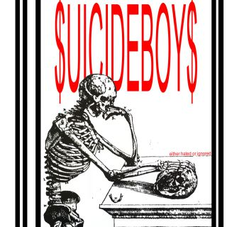 $uicideboy$ - Either Hated Or Ignored