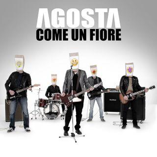 Agosta - Come un fiore (Radio Date: 13-01-2017)