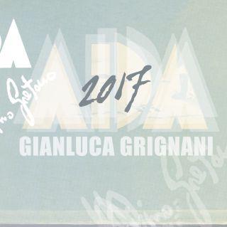 Gianluca Grignani - Aida (Radio Date: 16-06-2017)