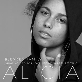 Alicia Keys - Blended Family (What You Do For Love) (feat. A$AP Rocky) (Radio Date: 14-10-2016)