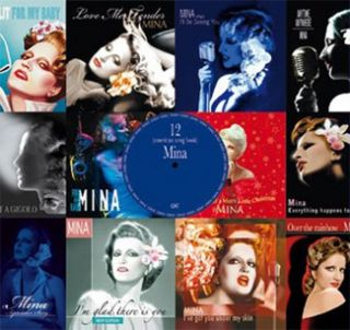 Mina - Have Yourself A Merry Little Christmas (Radio Date: 19-12-2012)