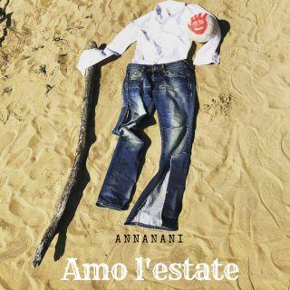 Anna Nani - Amo l'estate (Radio Date: 16-07-2018)
