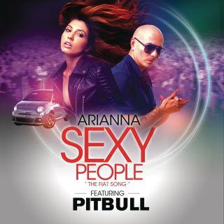 """Arianna Feat. Pitbull - """"Sexy People"""" . Dal 26 aprile in radio la canzone che ha conquistato gli USA"""