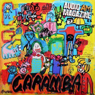 Audio Magazine - Un pop di samba (Radio Date: 14-07-2017)