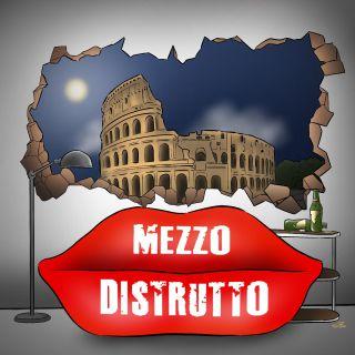 Bacio - Mezzo Distrutto (Radio Date: 03-07-2020)
