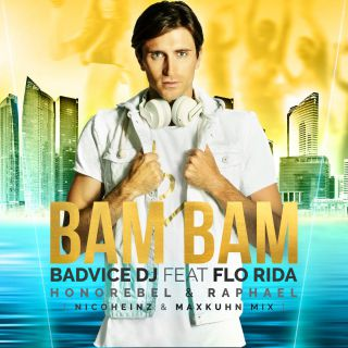 BadVice Dj - Bam Bam (feat. Flo Rida, Honorebel & Raphael) (Radio Date: 21-01-2019)