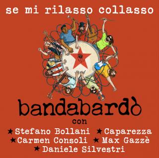 Bandabardò - Se mi rilasso collasso (Con Carmen Consoli, Caparezza, Daniele Silvestri, Max Gazze', Stefano Bollani) (Radio Date: 29-06-2018)