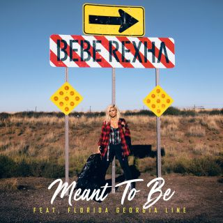 Bebe Rexha - Meant To Be (feat. Florida Georgia Line) (Radio Date: 02-02-2018)
