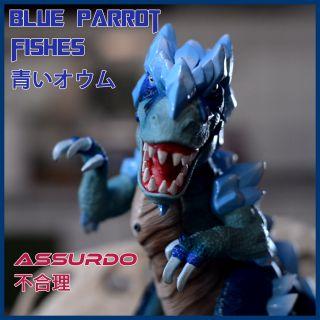Blue Parrot Fishes - Assurdo (Radio Date: 26-05-2017)