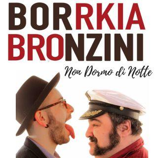 Borrkia Big Band - Non dormo di notte (feat. Danny Bronzini) (Radio Date: 11-09-2017)