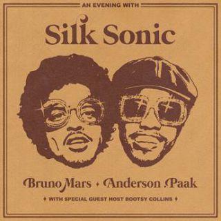 skate Bruno Mars, Anderson .Paak, Silk Sonic