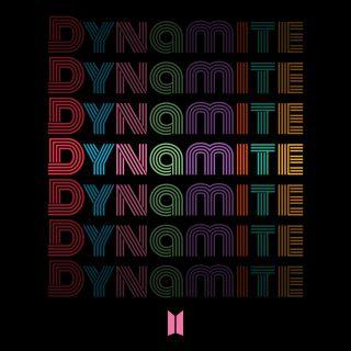 BTS - Dynamite (Radio Date: 04-09-2020)