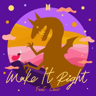 BTS - Make It Right (feat. Lauv) (Radio Date: 08-11-2019)