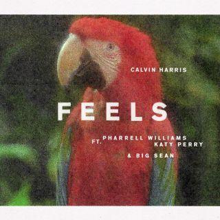 feels Calvin Harris feat. Pharrell Williams, Katy Perry & Big Sean