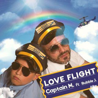 Captain M - Love Flight (feat. Bubble J.) (Radio Date: 14-10-2021)