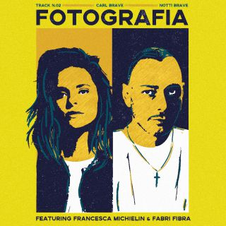 Carl Brave - Fotografia (feat. Francesca Michielin & Fabri Fibra) (Radio Date: 11-05-2018)
