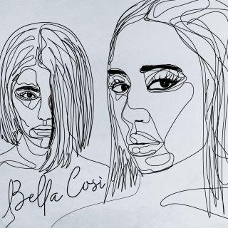 Chadia Rodriguez - Bella Così (feat. Federica Carta) (Radio Date: 22-05-2020)