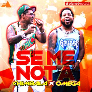 Chimbala X Omega - Se Me Nota (agarrame) (Radio Date: 30-04-2021)
