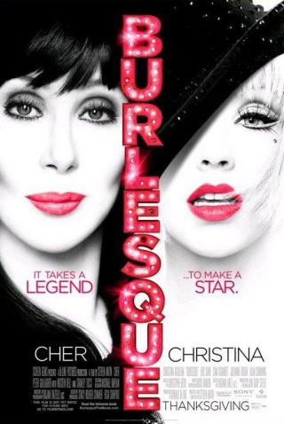 CHRISTINA AGUILERA- EXPRESS (Burlesque). Radio Date: 12 Novembre 2010