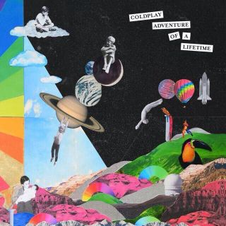 Coldplay - Adventure of a Lifetime (Radio Date: 06-11-2015)