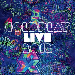 Coldplay - Up In Flames (Radio Date: 16-11-2012)