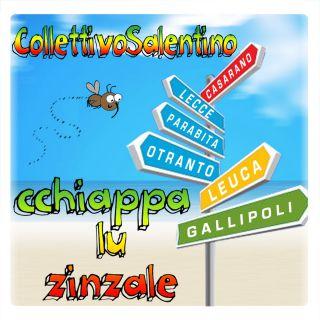 Collettivo Salentino - Cchiappa lu zinzale (Radio Date: 10-07-2014)