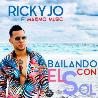 Ricky Jo - Bailando Con El Sol (feat. Maximo Music) (Radio Date: 30-04-2018)