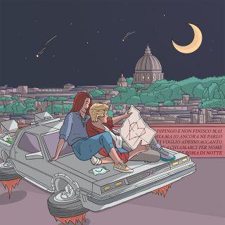 Dandy Turner - Roma Di Notte (Radio Date: 16-10-2020)