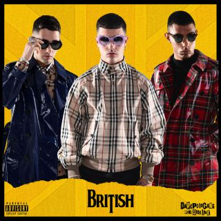 Dark Polo Gang - British (Radio Date: 11-05-2018)