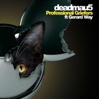 """deadmau5: Da domani in radio e già disponibile in digitale il nuovo singolo """"Professional Griefers"""" Feat. Gerard Way"""