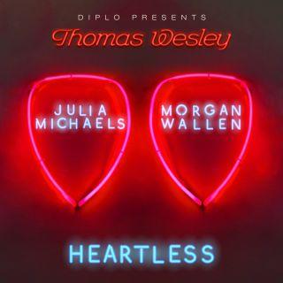 Diplo & Julia Michaels - Heartless (feat. Morgan Wallen) (Radio Date: 21-02-2020)