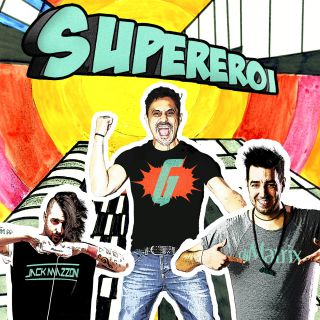Dj Matrix & Jack Mazzoni - Supereroi (feat. Giorgio Vanni) (Radio Date: 30-03-2018)