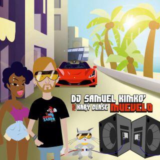 Dj Samuel Kimkò - MUEVELO (feat. Kary Clase) (Radio Date: 30-04-2021)