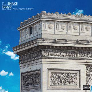 Dj Snake, Sean Paul & Anitta - Fuego (feat. Tainy) (Radio Date: 29-11-2019)