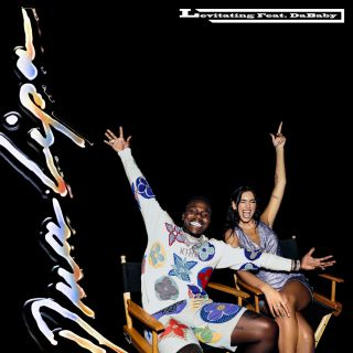 Dua Lipa - Levitating (feat. DaBaby) (Radio Date: 02-10-2020)