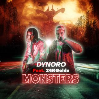 Dynoro - Monsters (feat. 24kGoldn) (Radio Date: 25-06-2021)