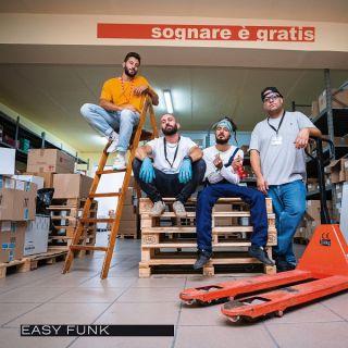 Easy Funk - Sognare È Gratis (Radio Date: 10-01-2020)