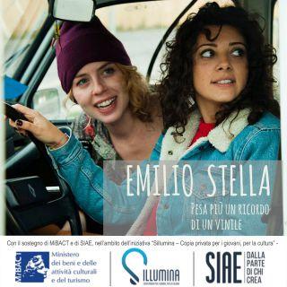 Emilio Stella - Pesa più un ricordo di un vinile (Radio Date: 11-01-2019)