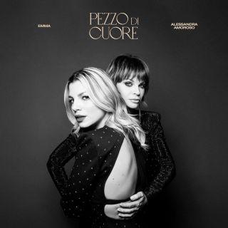 Emma & Alessandra Amoroso - Pezzo Di Cuore (Radio Date: 15-01-2021)