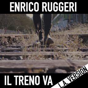 Enrico Ruggeri - Il Treno Va (Radio Date: 14-06-2019)
