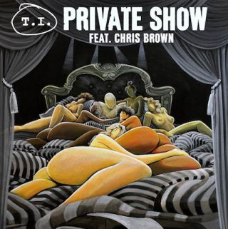 T.I. - Private Show (feat. Chris Brown) (Radio Date: 22-05-2015)