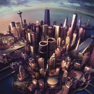Foo Fighters - Something From Nothing (Radio Date: 17-10-2014)